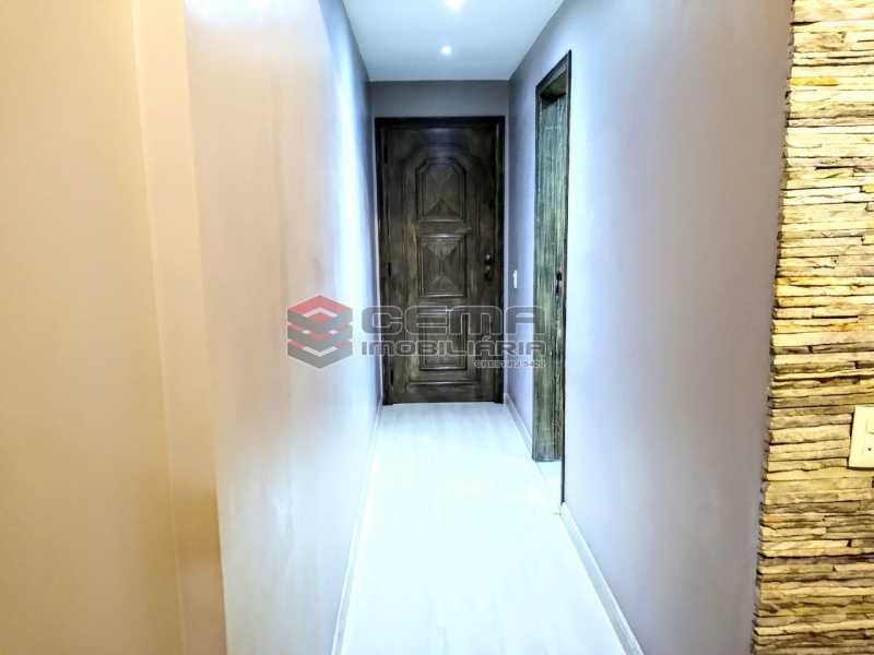 Hall de Acesso - Apartamento À Venda Rua Arriba,Cacuia, Rio de Janeiro - R$ 498.000 - LAAP33429 - 8