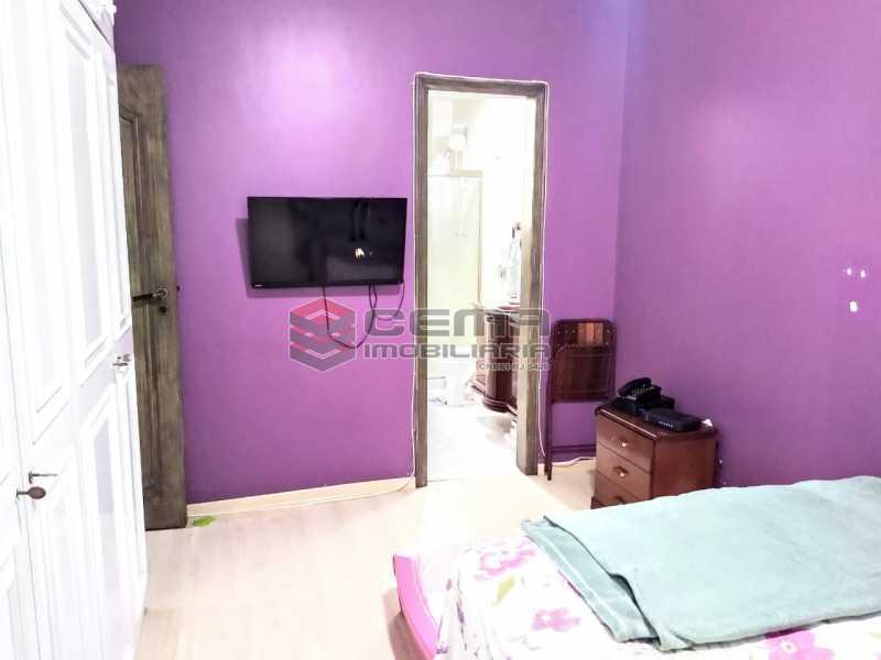 Quarto Suite - Apartamento À Venda Rua Arriba,Cacuia, Rio de Janeiro - R$ 498.000 - LAAP33429 - 13