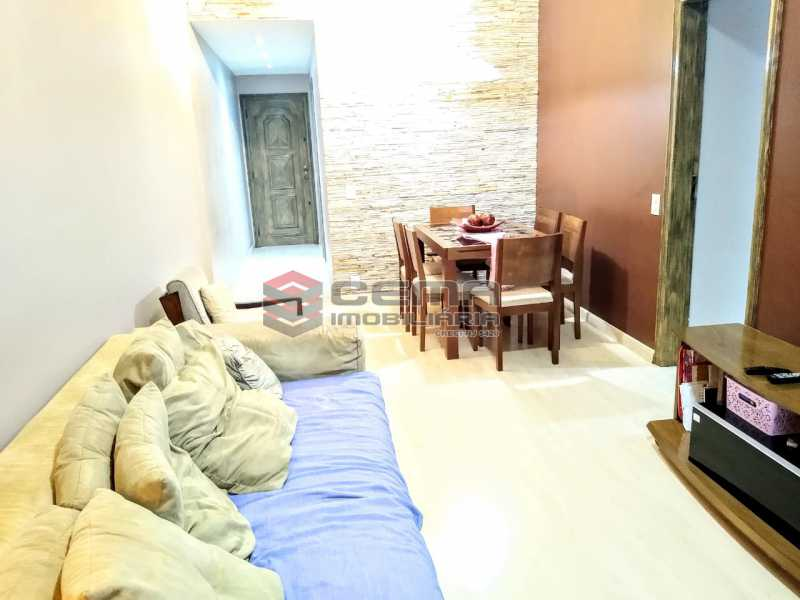 Sala de Estar - Apartamento À Venda Rua Arriba,Cacuia, Rio de Janeiro - R$ 498.000 - LAAP33429 - 5