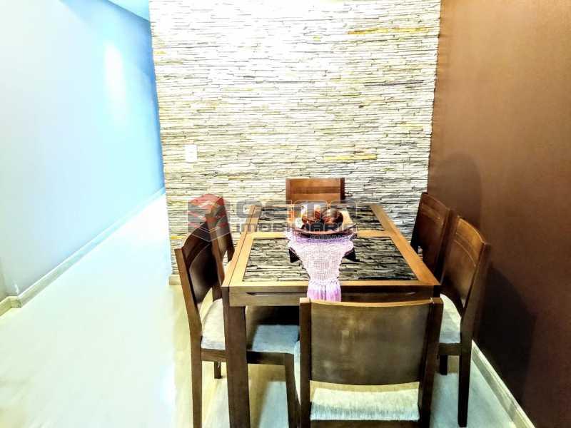 Sala de Jantar - Apartamento À Venda Rua Arriba,Cacuia, Rio de Janeiro - R$ 498.000 - LAAP33429 - 4