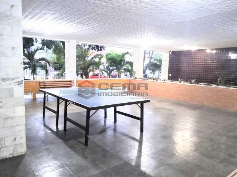Salão de Festa com área de j - Apartamento À Venda Rua Arriba,Cacuia, Rio de Janeiro - R$ 498.000 - LAAP33429 - 24