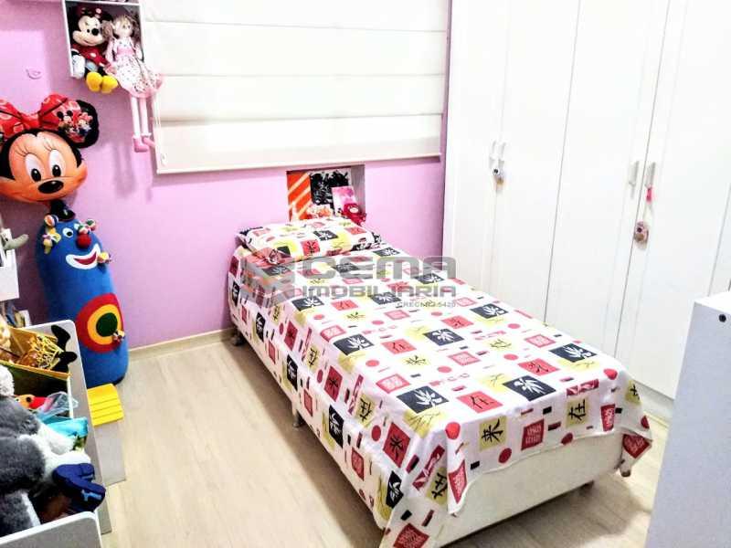 Terceiro Quarto. - Apartamento À Venda Rua Arriba,Cacuia, Rio de Janeiro - R$ 498.000 - LAAP33429 - 20