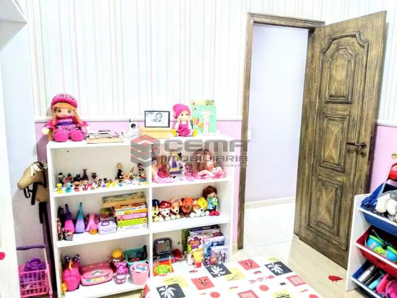 Terceiro quarto - Apartamento À Venda Rua Arriba,Cacuia, Rio de Janeiro - R$ 498.000 - LAAP33429 - 21