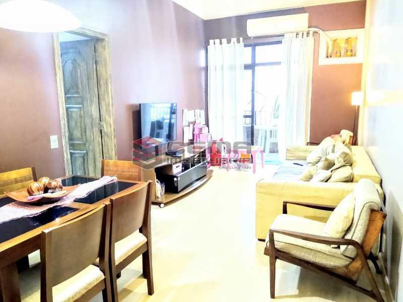 Visão Panoramica da Sala - Apartamento À Venda Rua Arriba,Cacuia, Rio de Janeiro - R$ 498.000 - LAAP33429 - 1