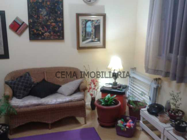 SALA - Apartamento à venda Rua Senador Vergueiro,Flamengo, Zona Sul RJ - R$ 380.000 - LAAP10002 - 6
