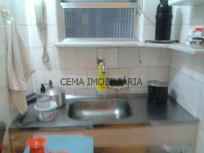 COZINHA - Apartamento à venda Rua Senador Vergueiro,Flamengo, Zona Sul RJ - R$ 380.000 - LAAP10002 - 7