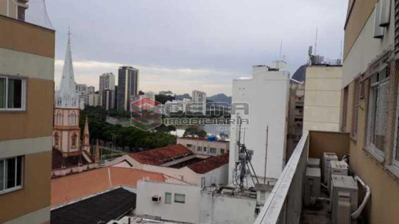 15 - Cobertura 3 quartos à venda Botafogo, Zona Sul RJ - R$ 3.200.000 - LACO30246 - 16
