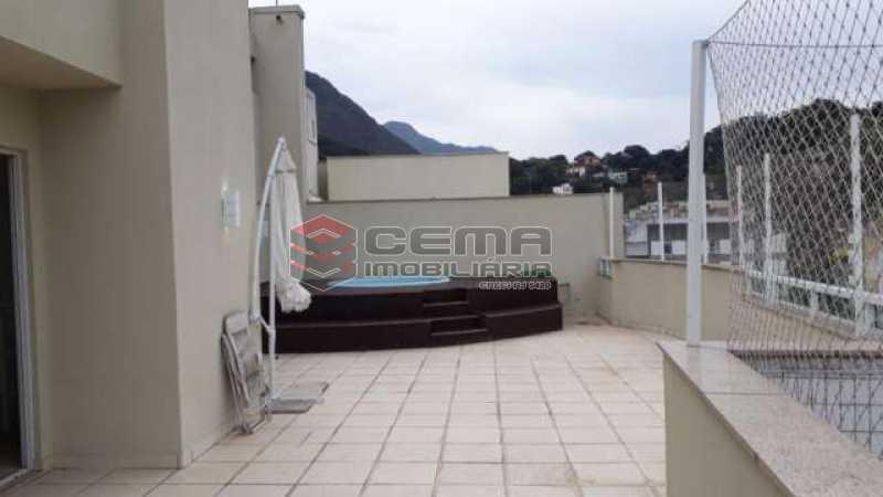 3 - Cobertura 3 quartos à venda Botafogo, Zona Sul RJ - R$ 3.200.000 - LACO30246 - 4