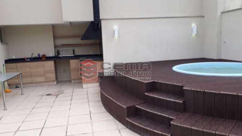2 - Cobertura 3 quartos à venda Botafogo, Zona Sul RJ - R$ 3.200.000 - LACO30246 - 3