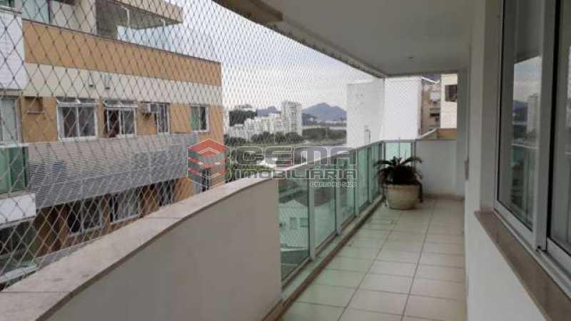 7 - Cobertura 3 quartos à venda Botafogo, Zona Sul RJ - R$ 3.200.000 - LACO30246 - 8