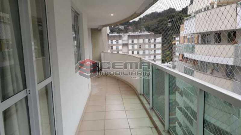 9 - Cobertura 3 quartos à venda Botafogo, Zona Sul RJ - R$ 3.200.000 - LACO30246 - 10