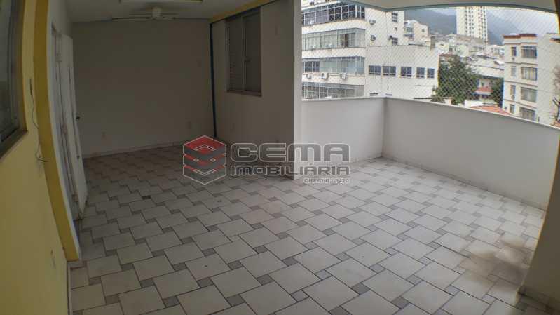 8 - Casa à venda Rua Pereira Barreto,Tijuca, Zona Norte RJ - R$ 2.850.000 - LACA140001 - 7