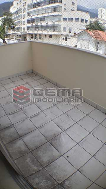17 - Casa à venda Rua Pereira Barreto,Tijuca, Zona Norte RJ - R$ 2.850.000 - LACA140001 - 13