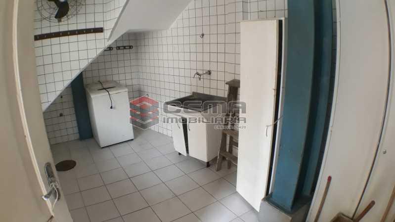 26 - Casa à venda Rua Pereira Barreto,Tijuca, Zona Norte RJ - R$ 2.850.000 - LACA140001 - 30