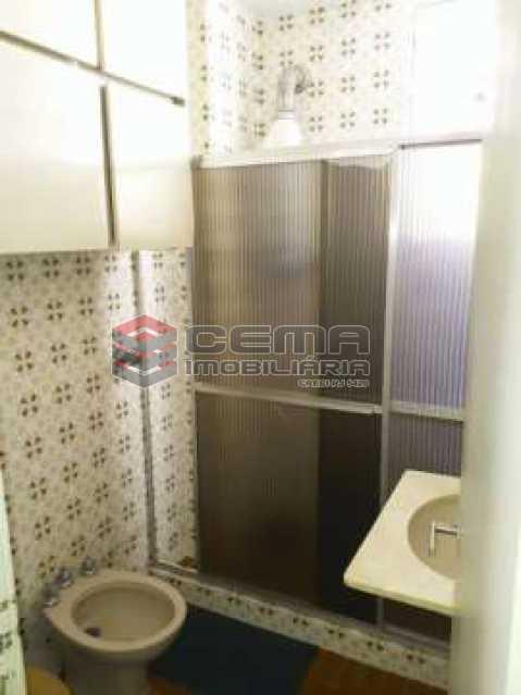 banheiro 1 - Cobertura à venda Rua Marquês de Olinda,Botafogo, Zona Sul RJ - R$ 2.100.000 - LACO40120 - 17