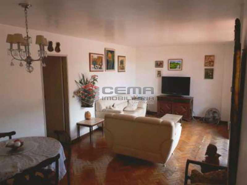 sala - Cobertura à venda Rua Marquês de Olinda,Botafogo, Zona Sul RJ - R$ 2.100.000 - LACO40120 - 9