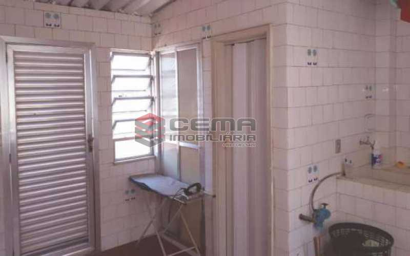 lavanderia - Cobertura à venda Rua Marquês de Olinda,Botafogo, Zona Sul RJ - R$ 2.100.000 - LACO40120 - 20