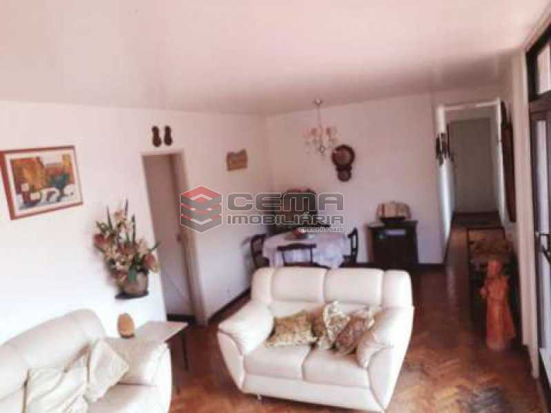 sala - Cobertura à venda Rua Marquês de Olinda,Botafogo, Zona Sul RJ - R$ 2.100.000 - LACO40120 - 8