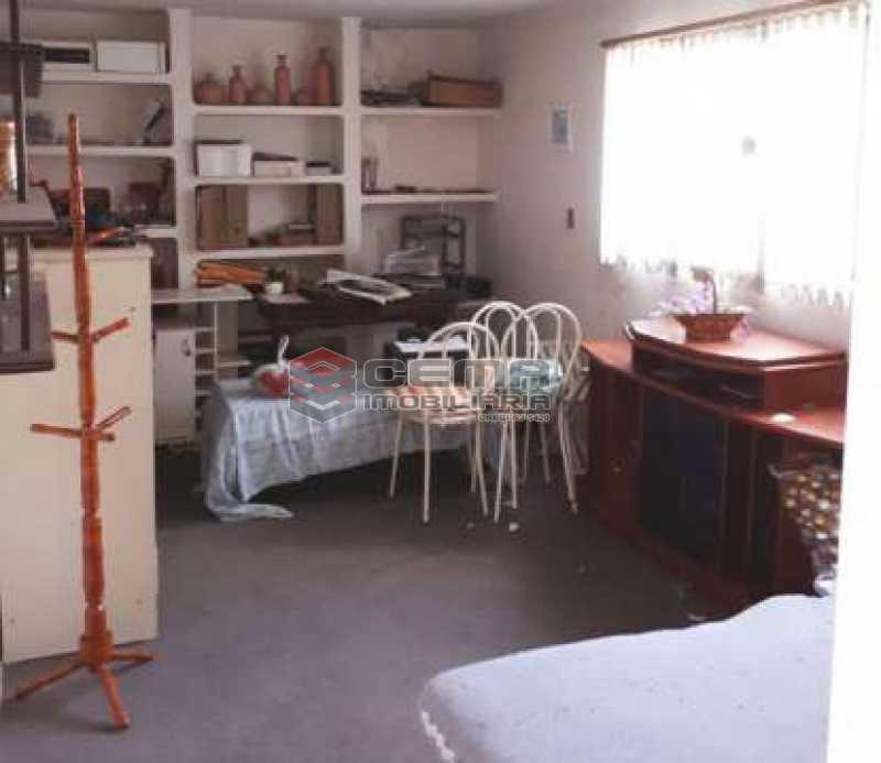 quarto 4 - Cobertura à venda Rua Marquês de Olinda,Botafogo, Zona Sul RJ - R$ 2.100.000 - LACO40120 - 16