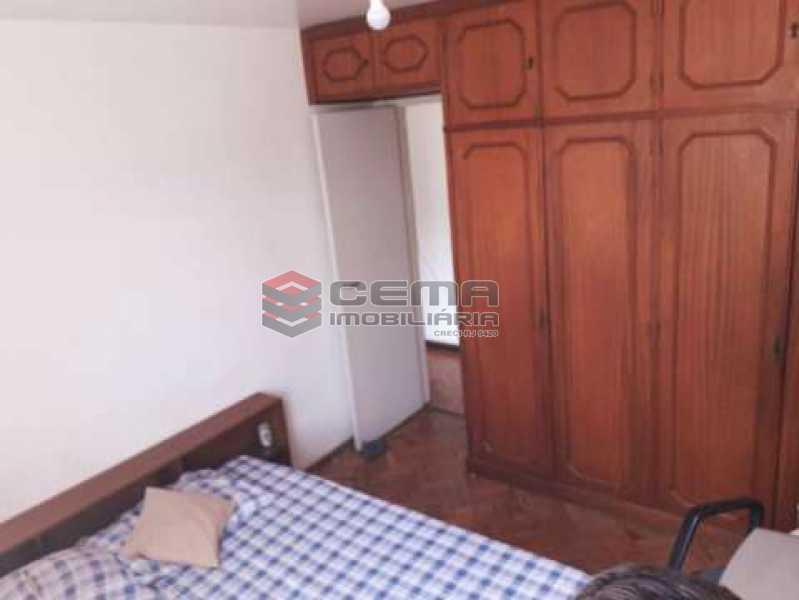 quarto 2 - Cobertura à venda Rua Marquês de Olinda,Botafogo, Zona Sul RJ - R$ 2.100.000 - LACO40120 - 12