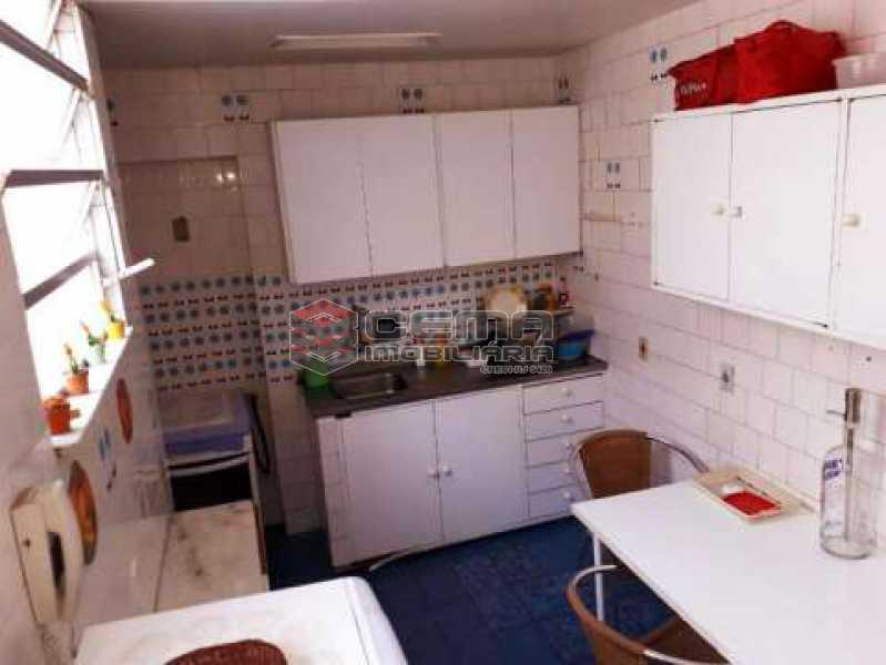 cozinha - Cobertura à venda Rua Marquês de Olinda,Botafogo, Zona Sul RJ - R$ 2.100.000 - LACO40120 - 19