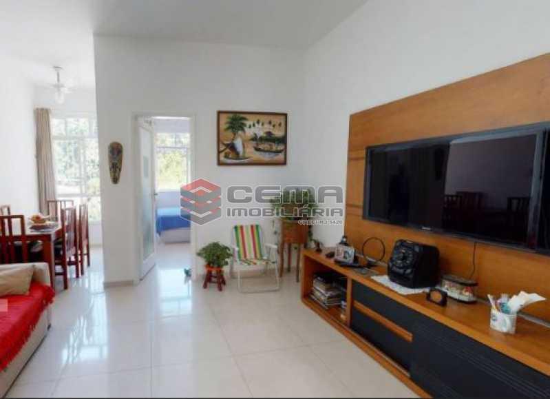 Capturar.JPG1 - Apartamento 1 quarto à venda Catete, Zona Sul RJ - R$ 350.000 - LA12639 - 1