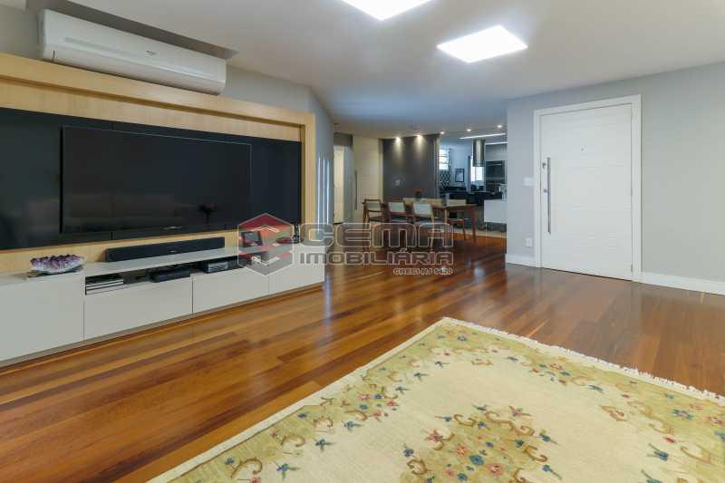sala - Apartamento À Venda - Flamengo - Rio de Janeiro - RJ - LAAP33448 - 6