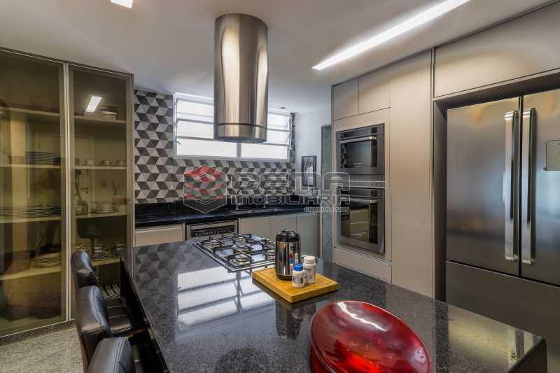 cozinha - Apartamento À Venda - Flamengo - Rio de Janeiro - RJ - LAAP33448 - 20