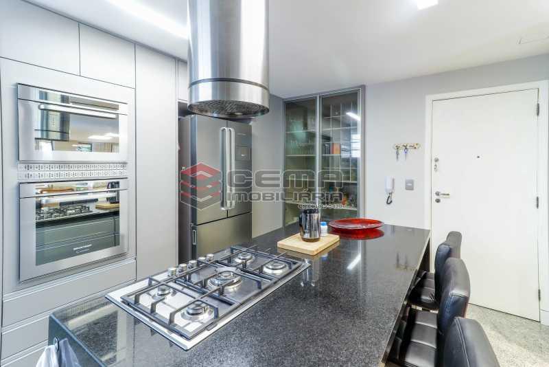 cozinha - Apartamento À Venda - Flamengo - Rio de Janeiro - RJ - LAAP33448 - 21