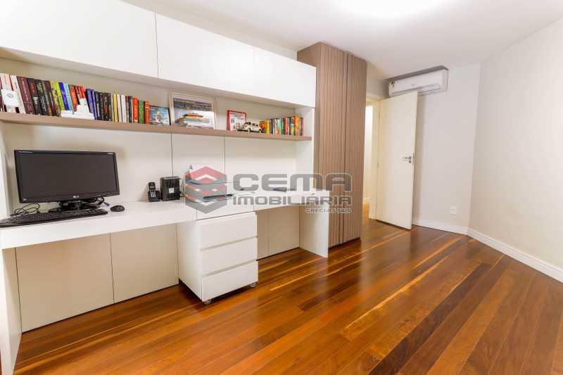 quarto 2 - Apartamento À Venda - Flamengo - Rio de Janeiro - RJ - LAAP33448 - 12