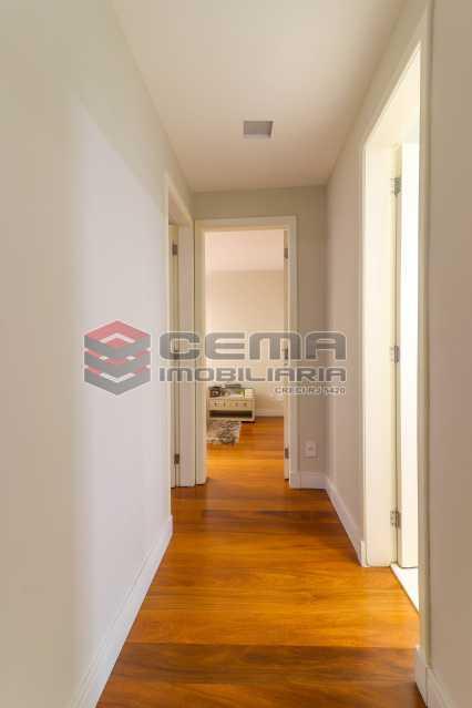 circulação - Apartamento À Venda - Flamengo - Rio de Janeiro - RJ - LAAP33448 - 9