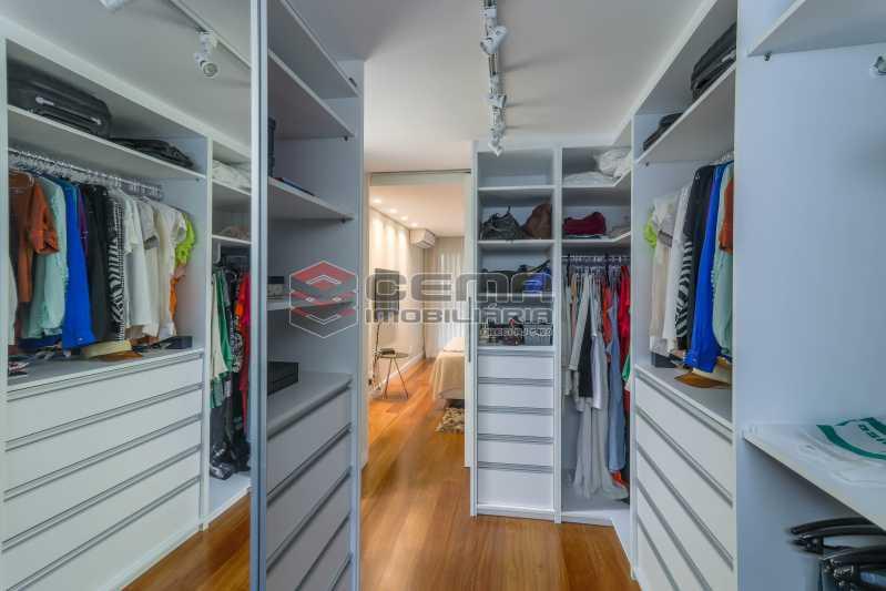 closet quarto 1 - Apartamento À Venda - Flamengo - Rio de Janeiro - RJ - LAAP33448 - 11