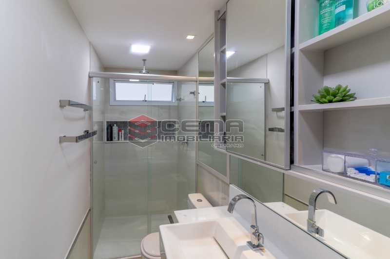 banheiro - Apartamento À Venda - Flamengo - Rio de Janeiro - RJ - LAAP33448 - 14