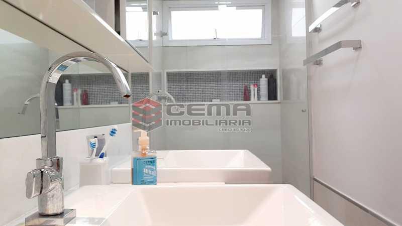 banheiro - Apartamento À Venda - Flamengo - Rio de Janeiro - RJ - LAAP33448 - 15