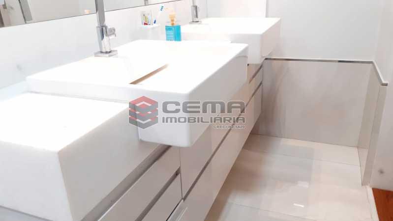 banheiro - Apartamento À Venda - Flamengo - Rio de Janeiro - RJ - LAAP33448 - 16