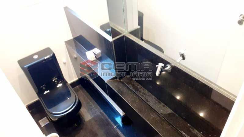 lavabo - Apartamento À Venda - Flamengo - Rio de Janeiro - RJ - LAAP33448 - 19