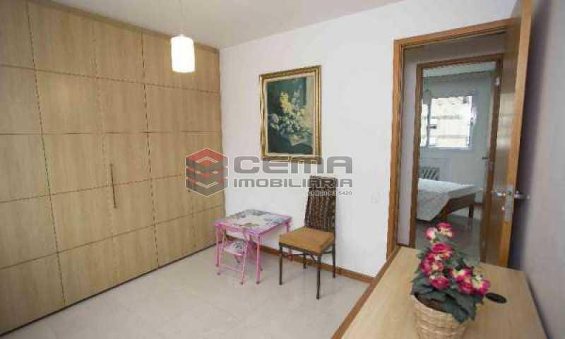 quarto 1 - Cobertura à venda Rua Marquês de Pinedo,Laranjeiras, Zona Sul RJ - R$ 3.300.000 - LACO50016 - 9