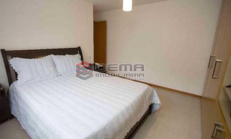 quarto 2 - Cobertura à venda Rua Marquês de Pinedo,Laranjeiras, Zona Sul RJ - R$ 3.300.000 - LACO50016 - 11