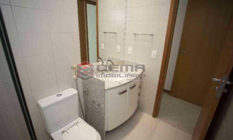 suíte - Cobertura à venda Rua Marquês de Pinedo,Laranjeiras, Zona Sul RJ - R$ 3.300.000 - LACO50016 - 22