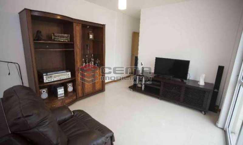 sala - Cobertura à venda Rua Marquês de Pinedo,Laranjeiras, Zona Sul RJ - R$ 3.300.000 - LACO50016 - 8