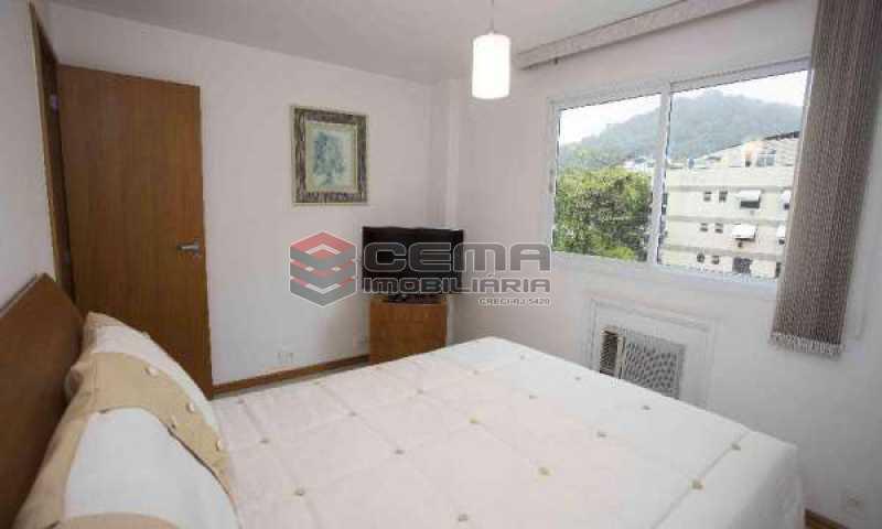 quarto 4 - Cobertura à venda Rua Marquês de Pinedo,Laranjeiras, Zona Sul RJ - R$ 3.300.000 - LACO50016 - 17
