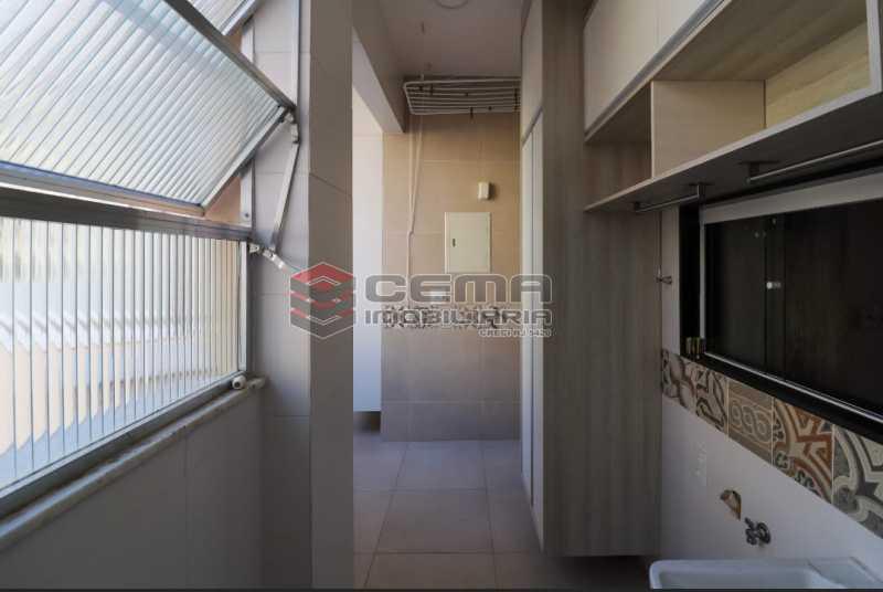 HONORIO DE BARROS 8. - 2 quartos todo reformado na rua Honório de Barros - LAAP24019 - 20