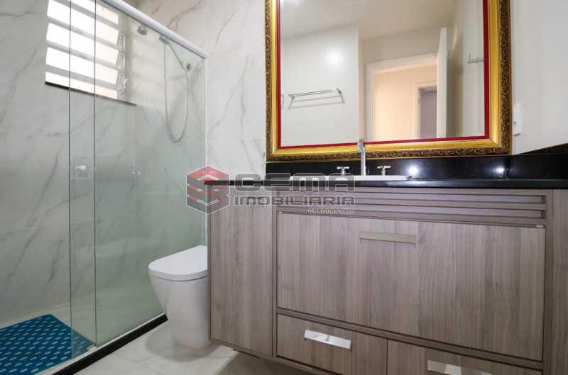 HONORIO DE BARROS 15. - 2 quartos todo reformado na rua Honório de Barros - LAAP24019 - 16