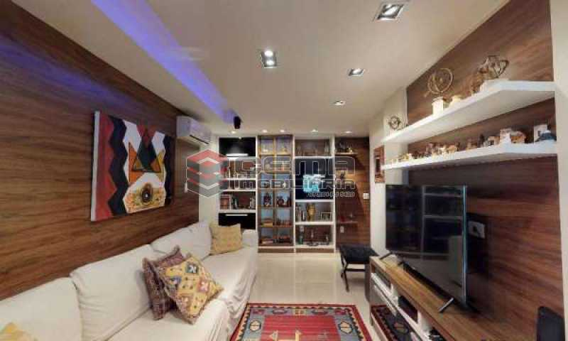 sala - Cobertura à venda Rua Paissandu,Flamengo, Zona Sul RJ - R$ 3.650.000 - LACO40121 - 11