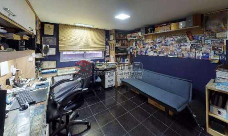 quarto 1 - Cobertura à venda Rua Paissandu,Flamengo, Zona Sul RJ - R$ 3.650.000 - LACO40121 - 15
