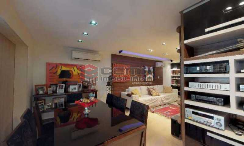 sala - Cobertura à venda Rua Paissandu,Flamengo, Zona Sul RJ - R$ 3.650.000 - LACO40121 - 12