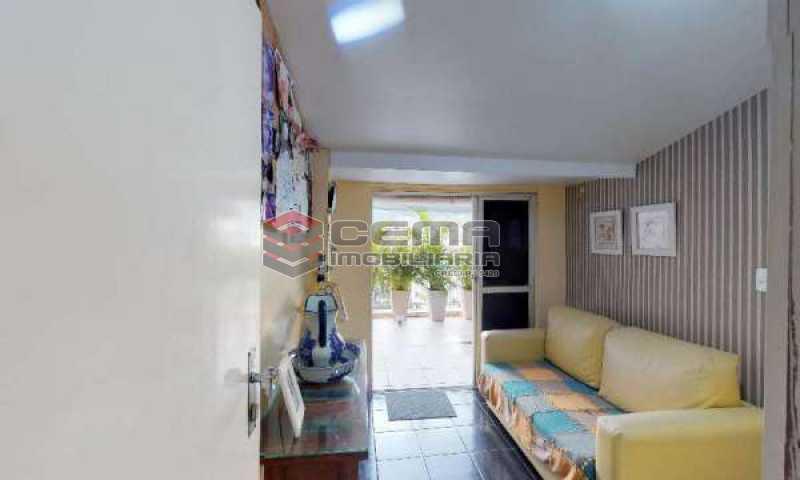 sala 2 - Cobertura à venda Rua Paissandu,Flamengo, Zona Sul RJ - R$ 3.650.000 - LACO40121 - 13