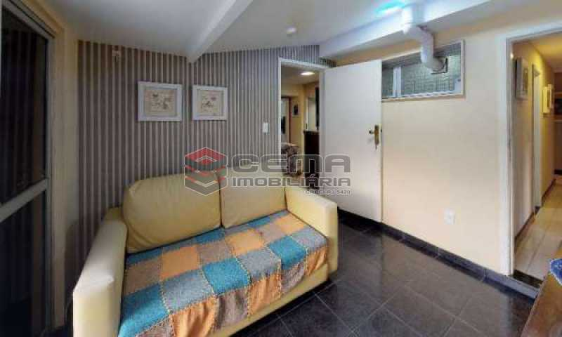 sala 2 - Cobertura à venda Rua Paissandu,Flamengo, Zona Sul RJ - R$ 3.650.000 - LACO40121 - 14