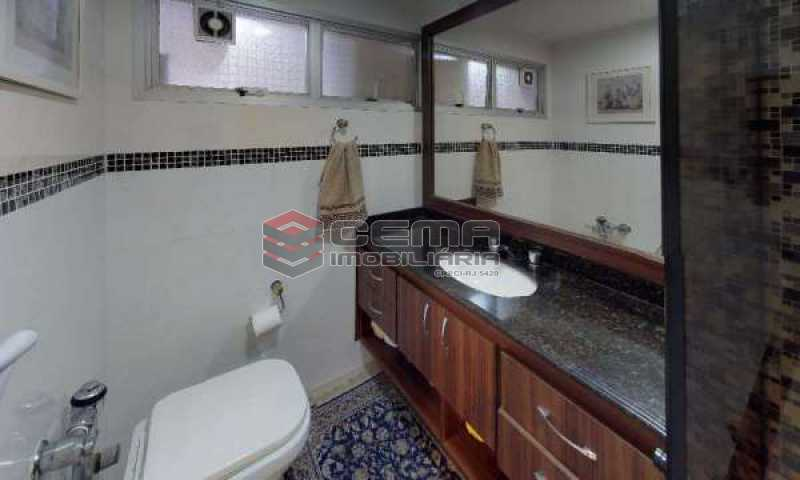 banheiro - Cobertura à venda Rua Paissandu,Flamengo, Zona Sul RJ - R$ 3.650.000 - LACO40121 - 19