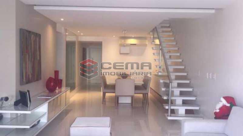 6 - Cobertura à venda Rua Paissandu,Flamengo, Zona Sul RJ - R$ 5.500.000 - LACO40123 - 7